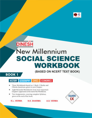 New Millennium Social Science Work Book & Examination Preview Class 9
