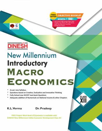 New Millennium Introductory MACRO ECONOMICS Class 12 (E)