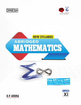 Abridged Mathematics Class 11