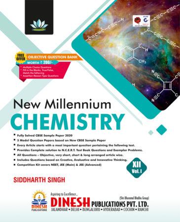 New Millennium Chemistry Class 12 (E)