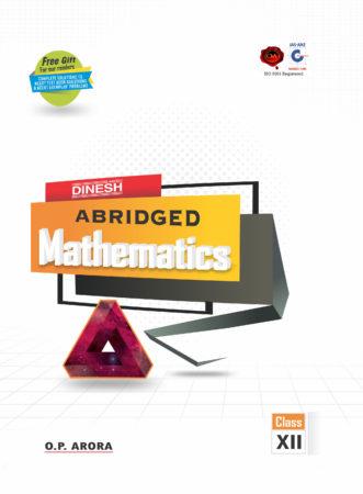 Abridged Mathematics Class 12