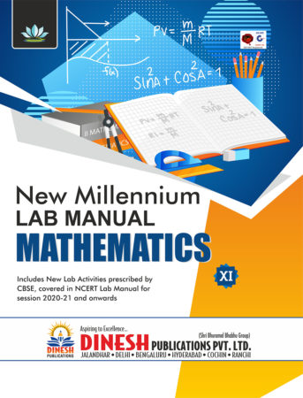 New Millennium Lab Manual in Mathematics Class 11
