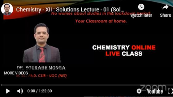CBSE Class XII - Chemistry