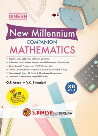 New Millennium Companion Mathematics Class 12