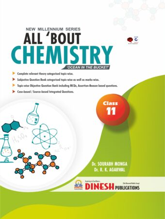 New Millennium All 'Bout Chemistry Class 11 (E)