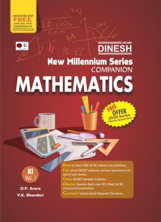 New Millennnium Series Companion Mathematics Class XI